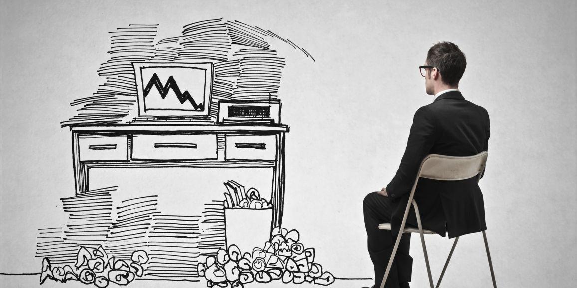 3 choses à faire pour bien organiser votre paperasse d'entreprise